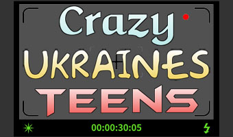 Crazy Ukraine Teens - Free Young Porn Video